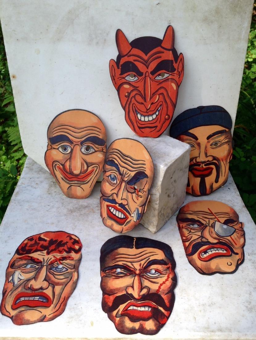 Halloween Masks  20th Century