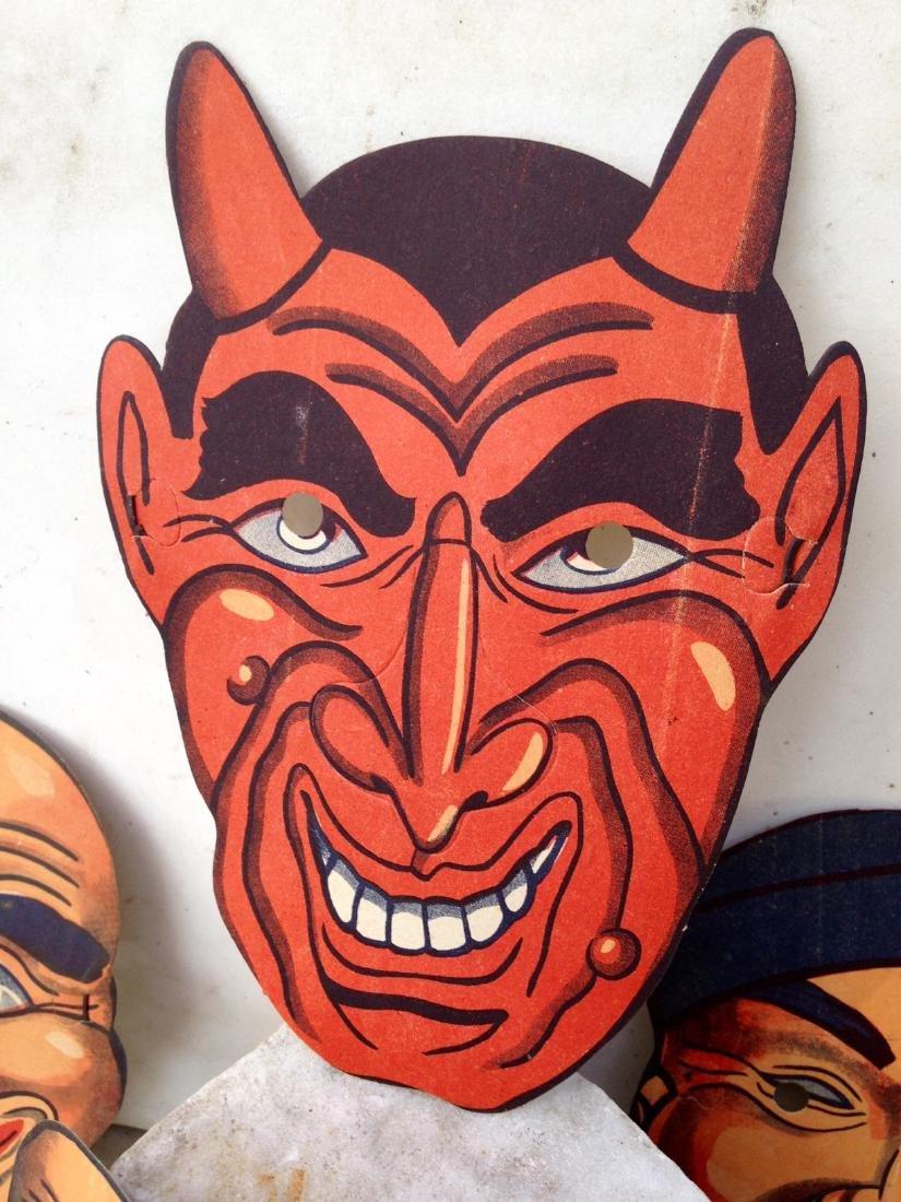 Halloween Masks  20th Century - 2