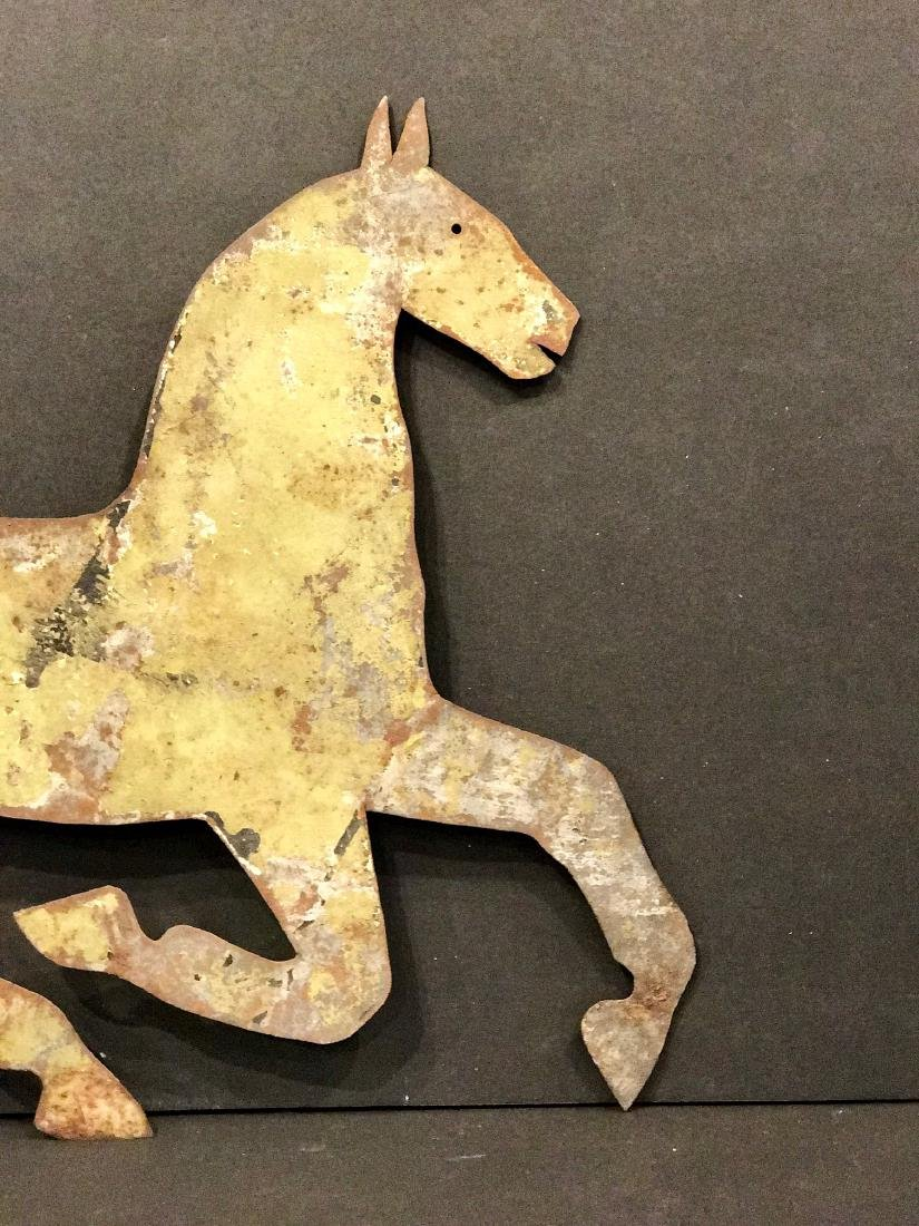 Running Horse Barn Ornament, 1900 - 2