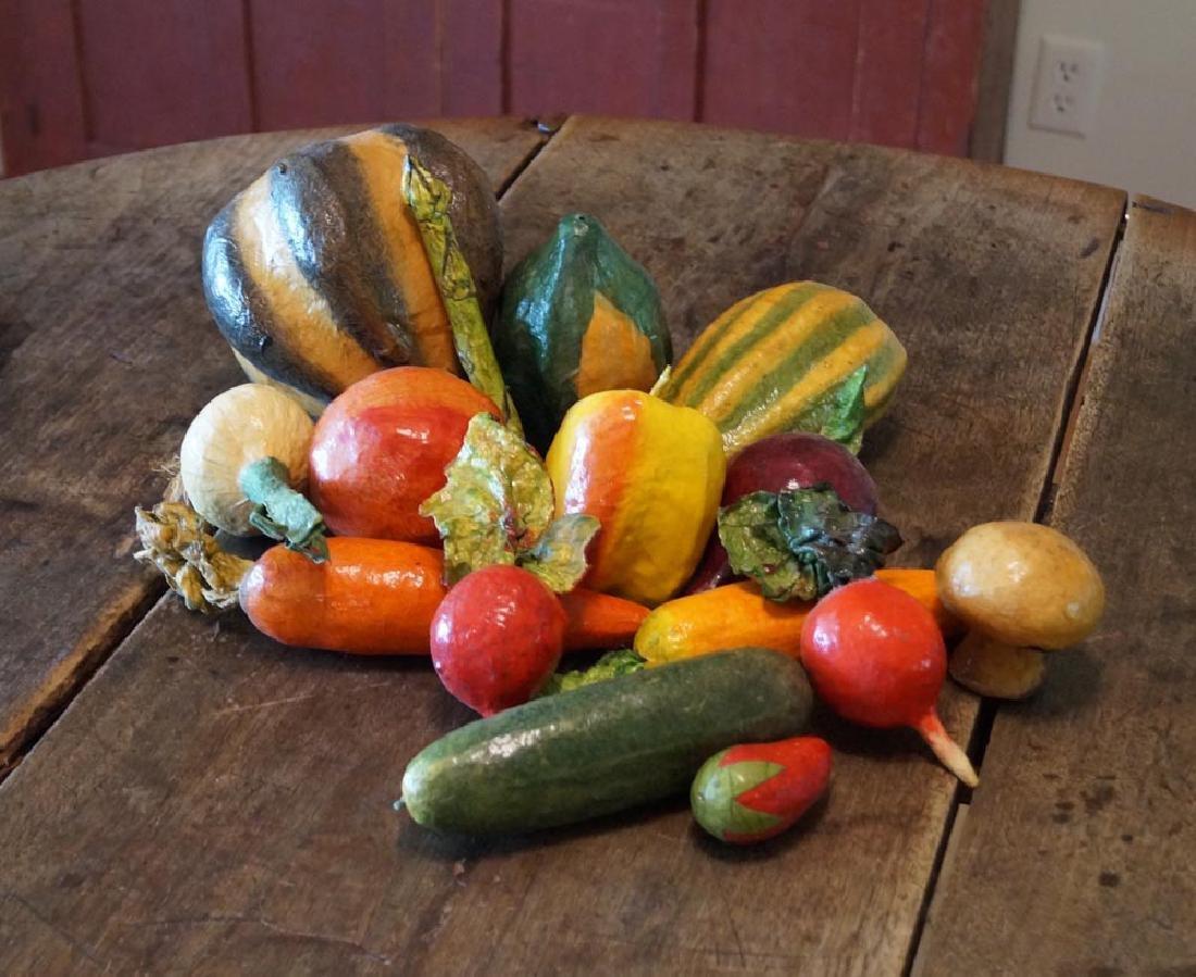 Decorative Composition Fruit & Vegetable Display