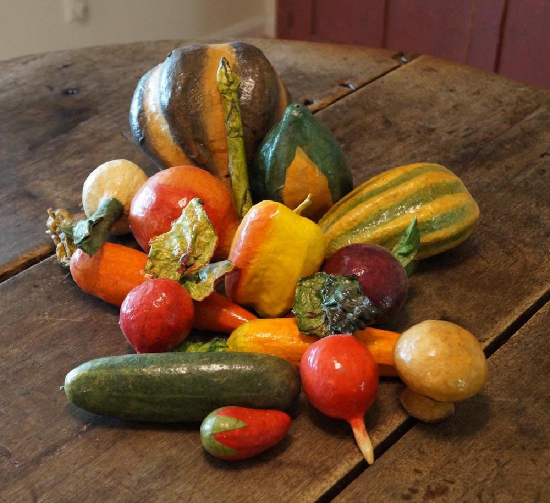 Decorative Composition Fruit & Vegetable Display - 2
