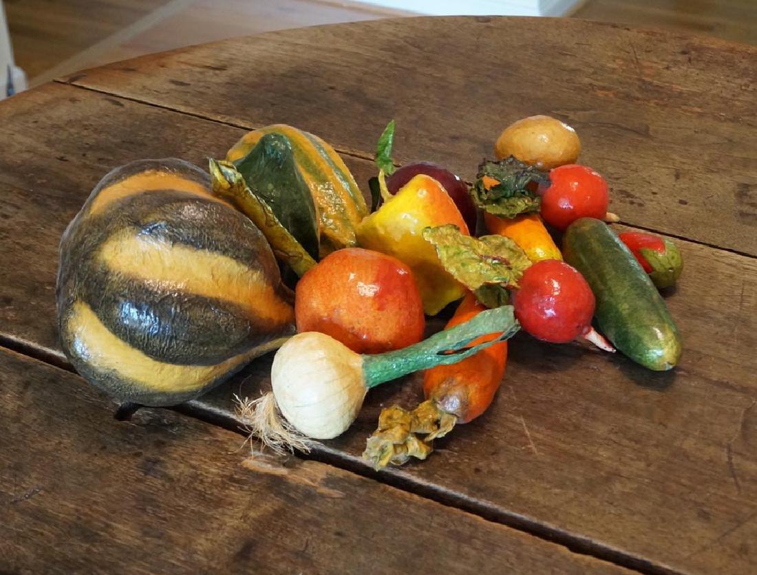 Decorative Composition Fruit & Vegetable Display - 4