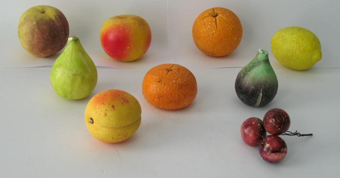 Vintage Collection of Stone Fruit