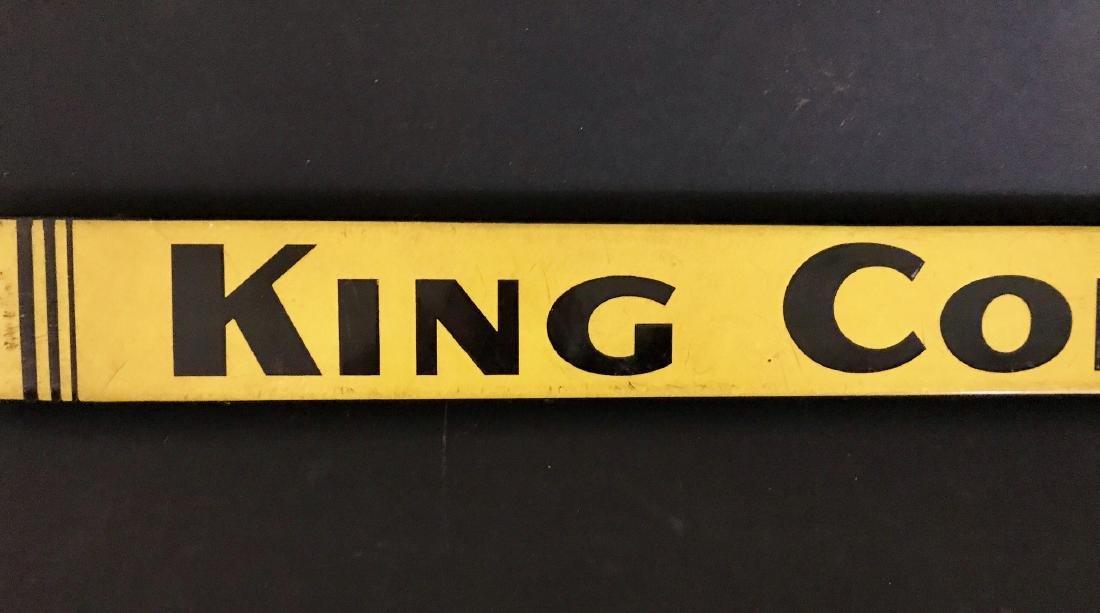 King Cole Tea Screen Door Handle 1920 - 2
