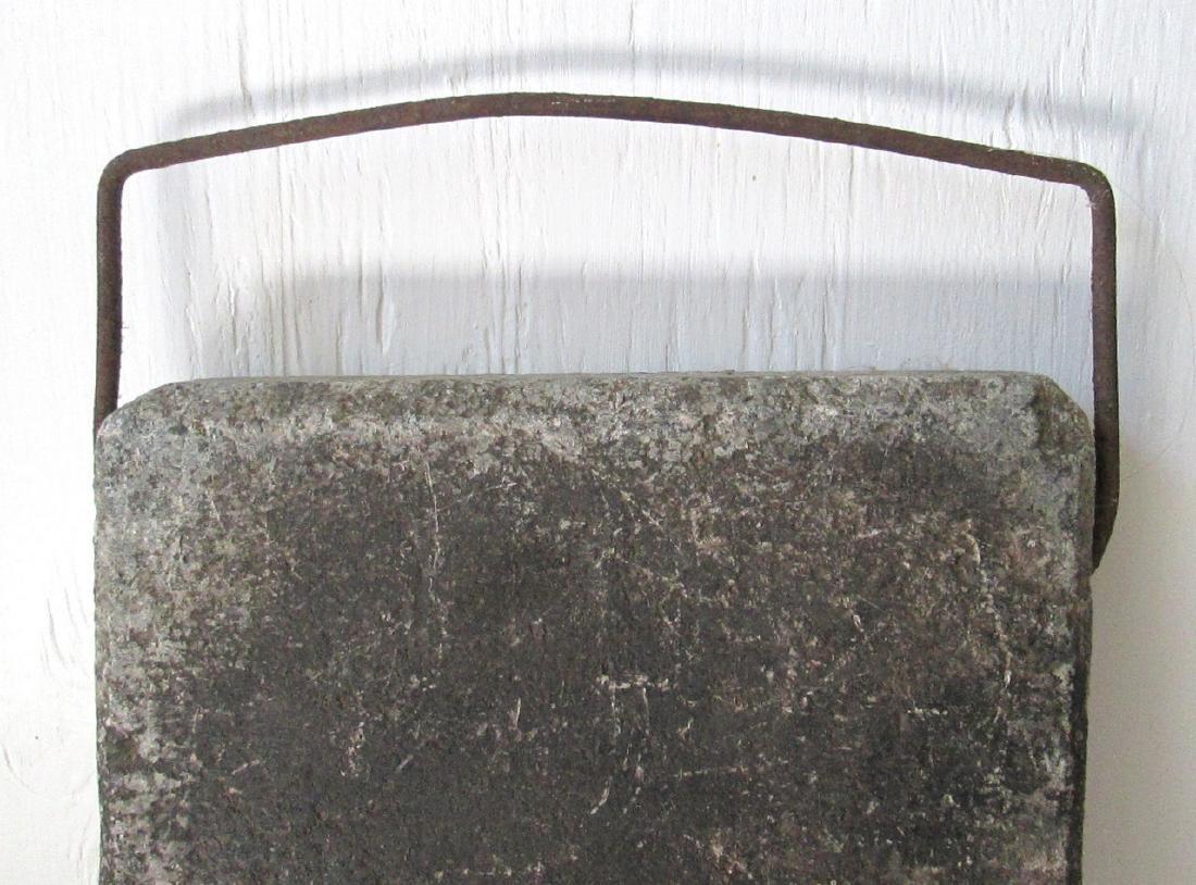 Early Granite Footwarmer - 2