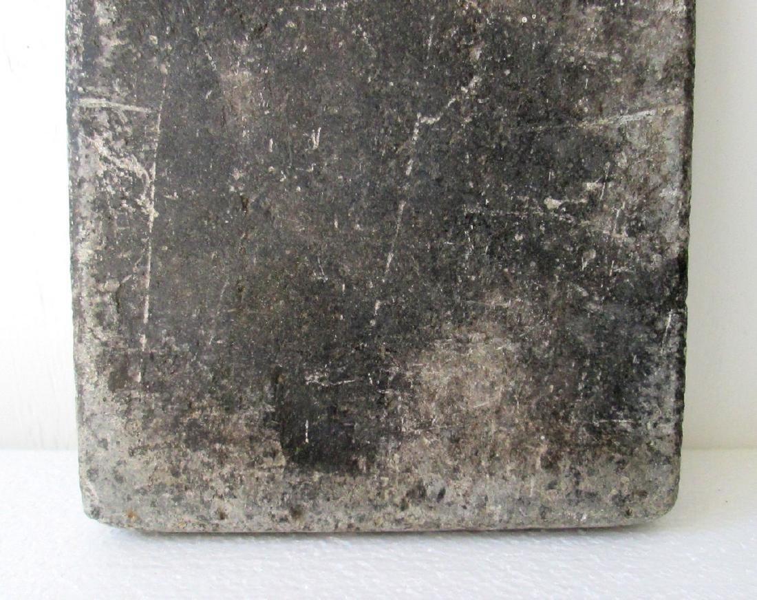 Early Granite Footwarmer - 3