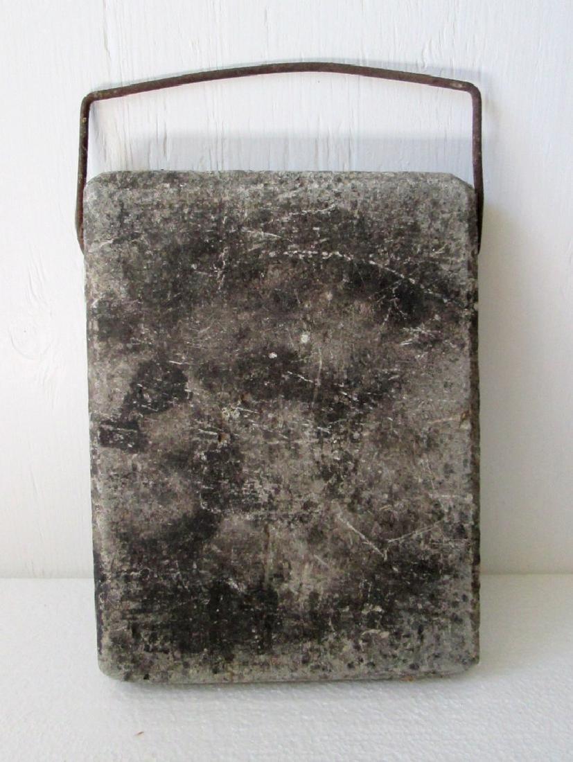 Early Granite Footwarmer - 4