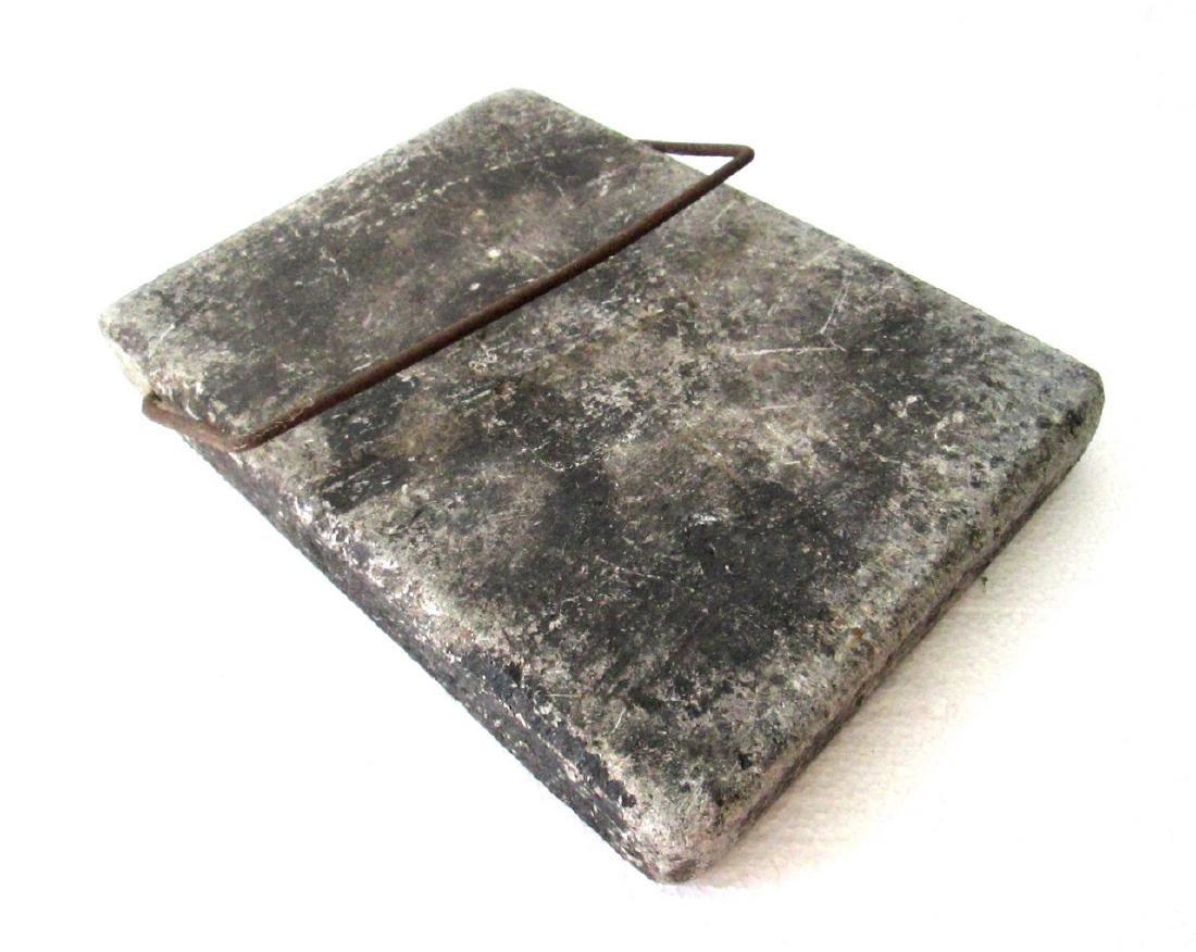Early Granite Footwarmer - 7