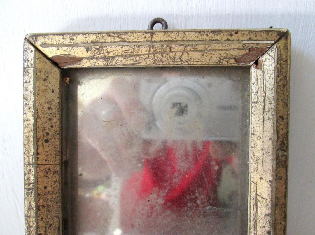 Early Miniature Mirror - 2