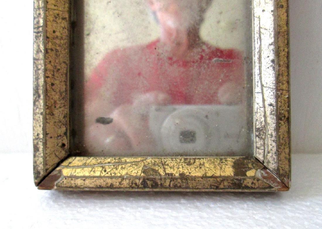 Early Miniature Mirror - 3
