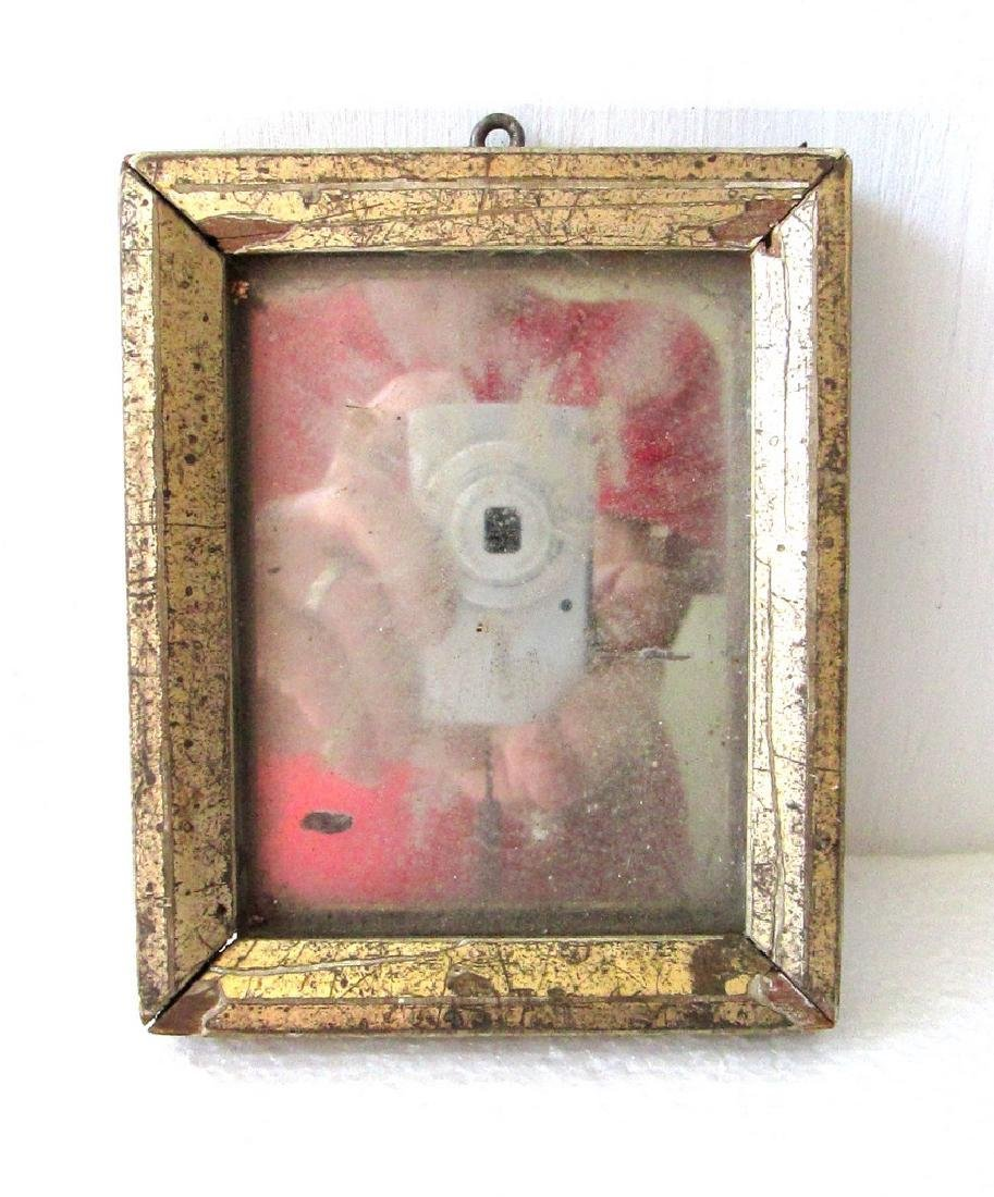 Early Miniature Mirror - 4