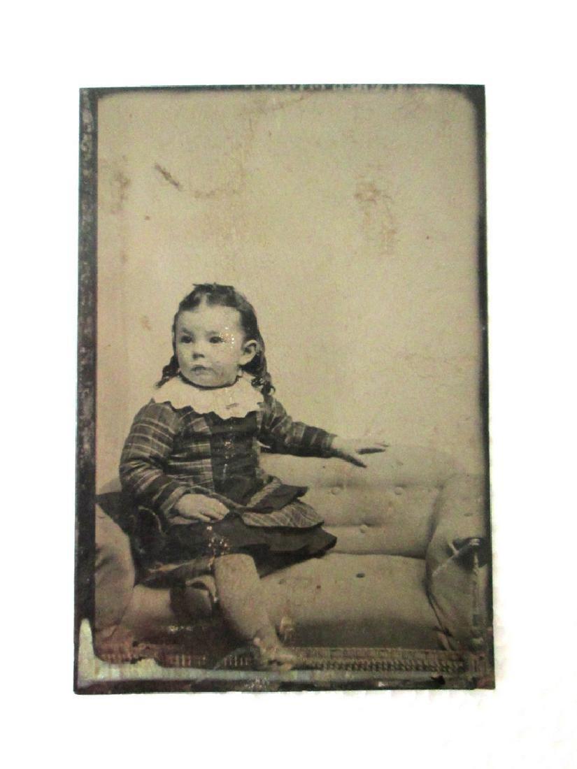 Early Tintype Photo