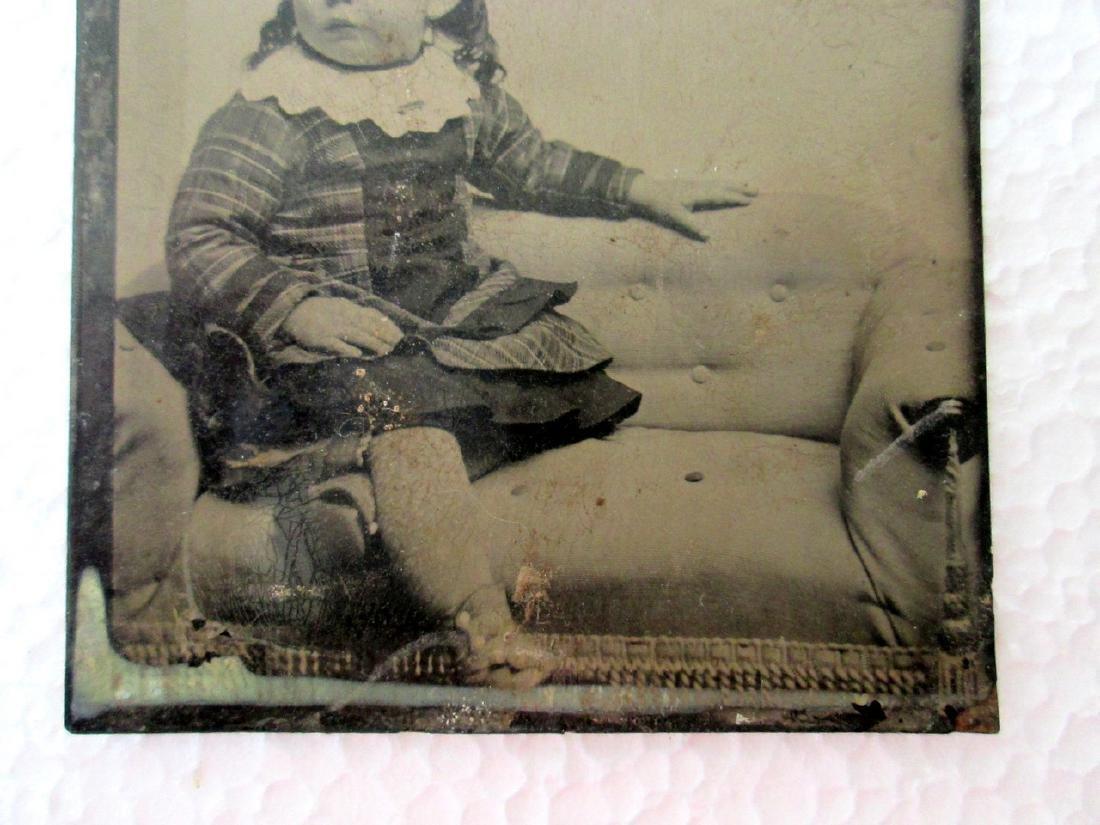 Early Tintype Photo - 2