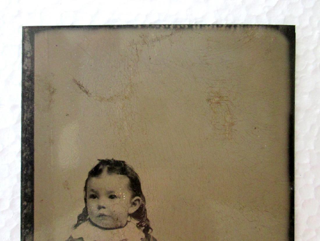 Early Tintype Photo - 3