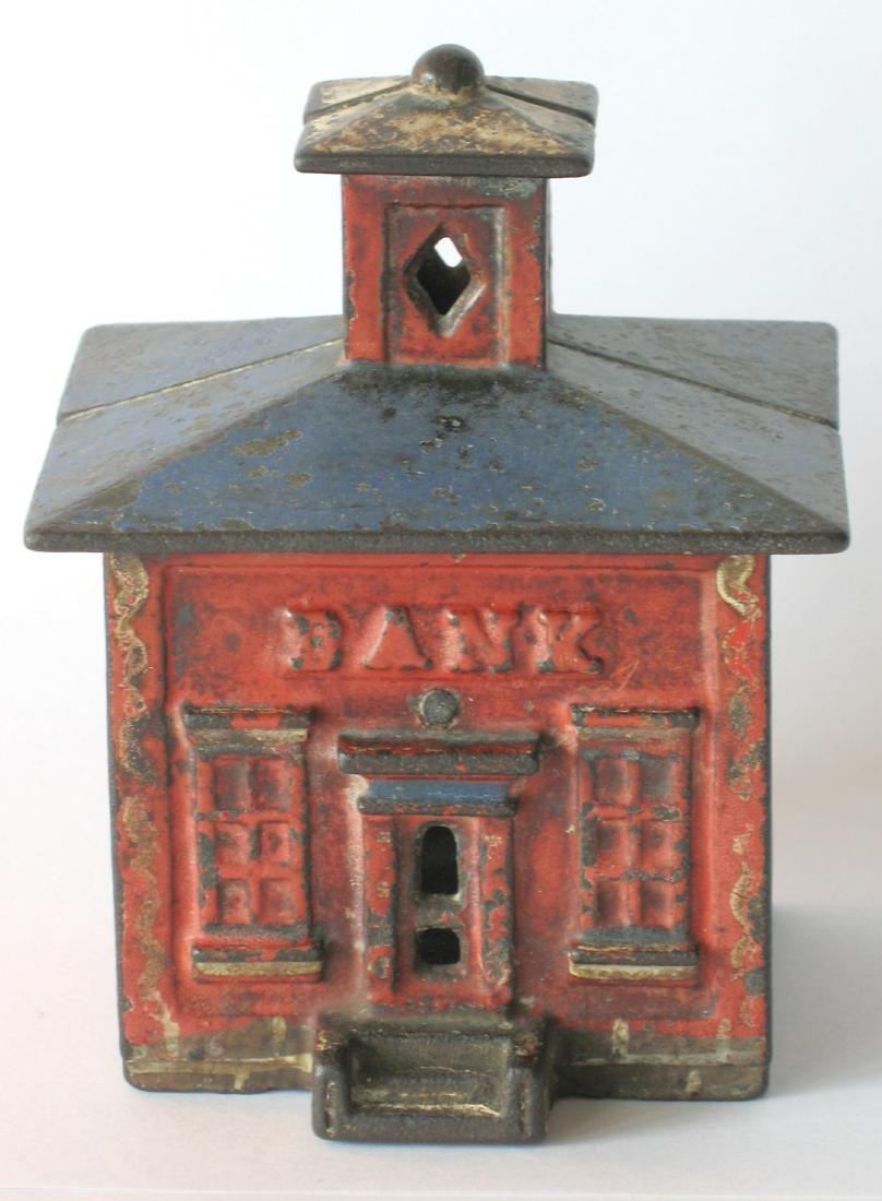 Vintage Cupula Building Bank