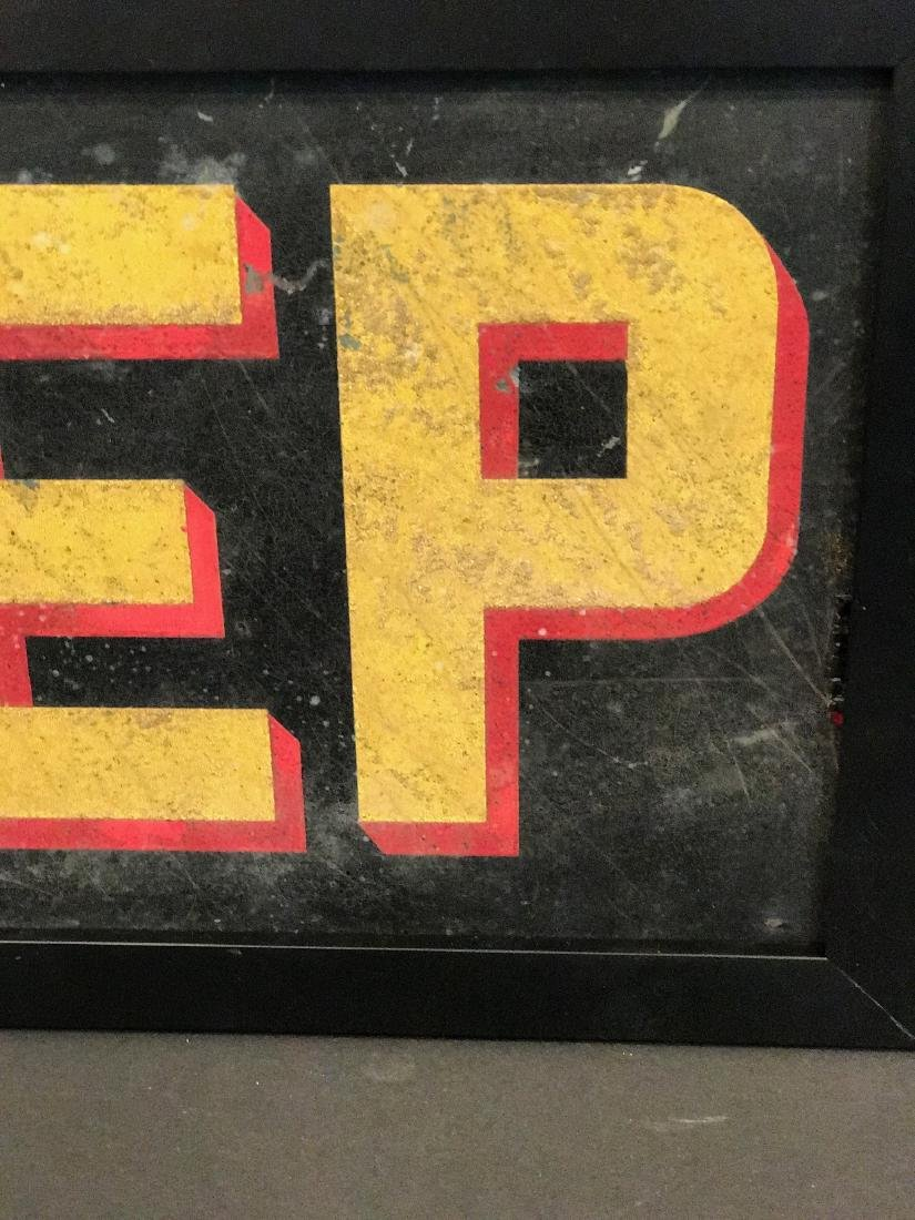 Pep Sign, C. 1930s - 2