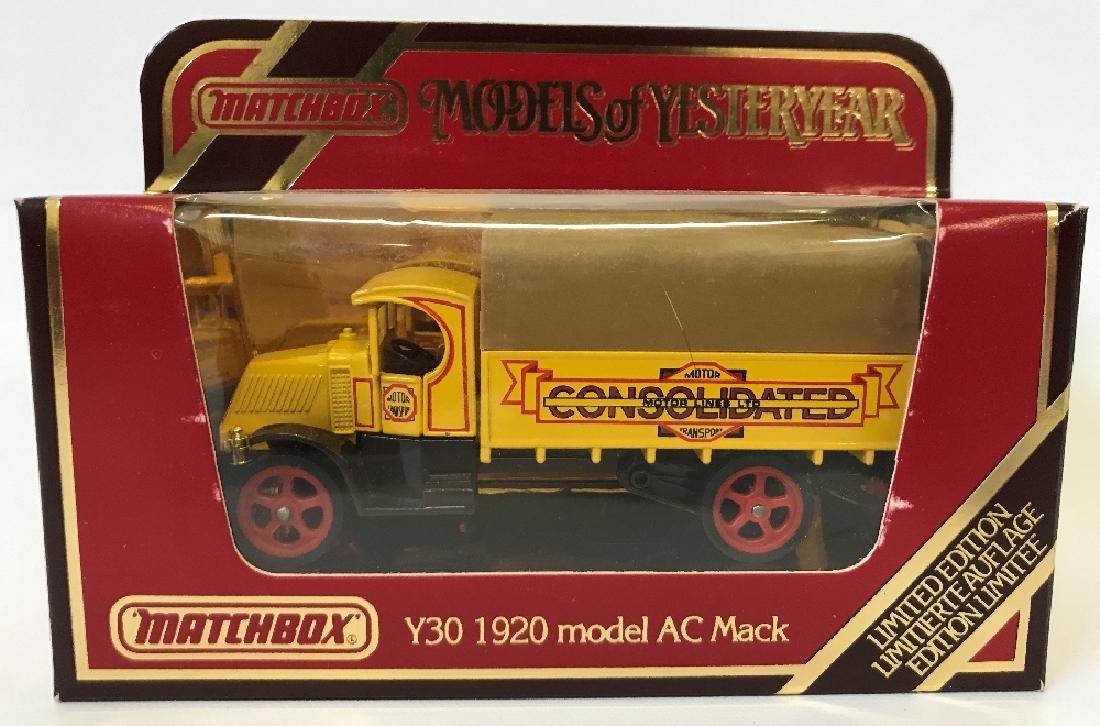 MATCHBOX LESNEY Models of Yesteryear 1920 Mack Truck