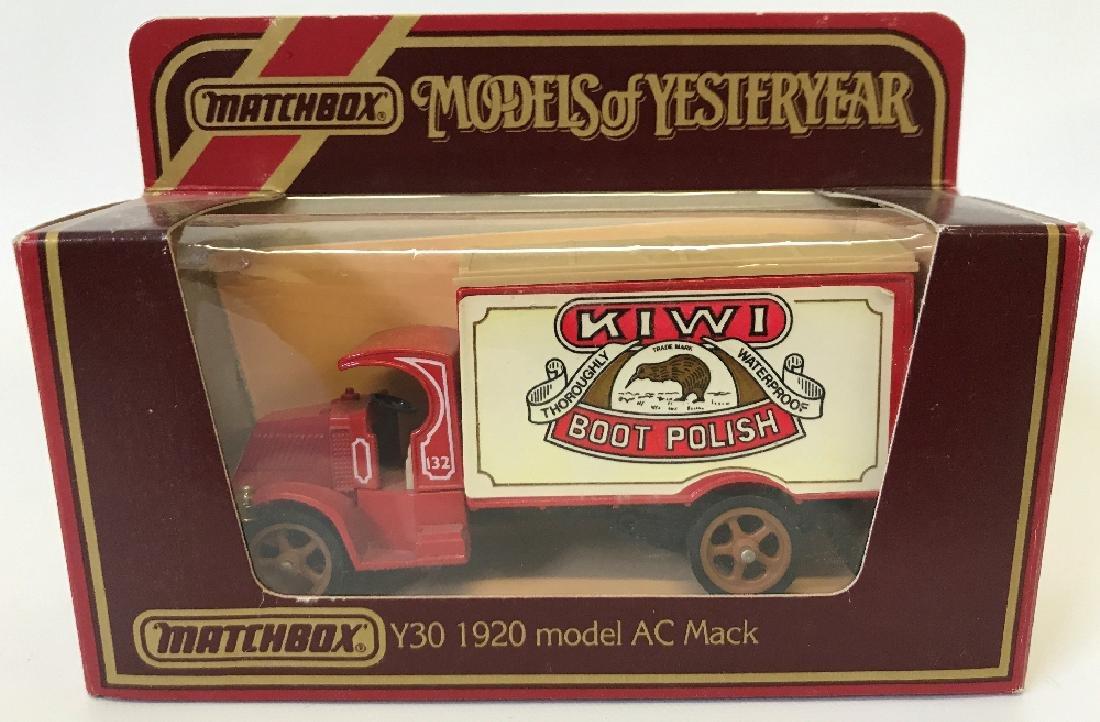 MATCHBOX LESNEY Models of Yesteryear 1920 AC Mack Truck