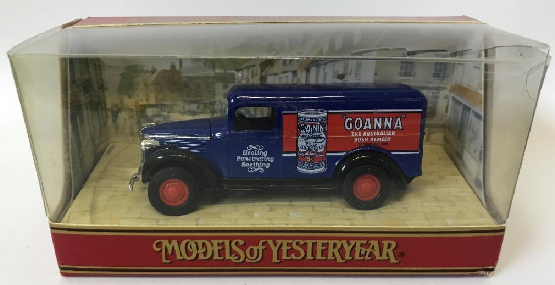 Vintage MATCHBOX LESNEY Models of Yesteryear GMC Van