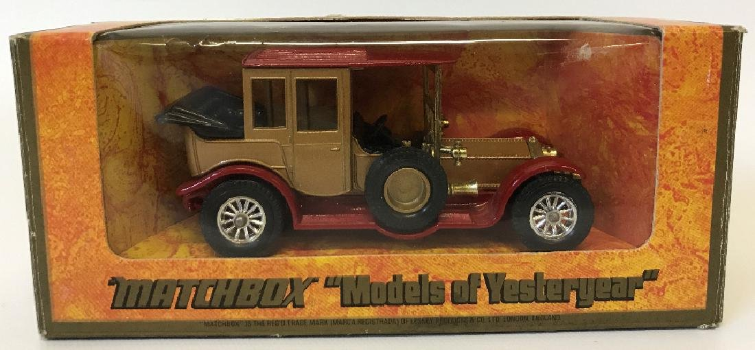 Vintage MATCHBOX LESNEY Models of Yesteryear 1912 Rolls