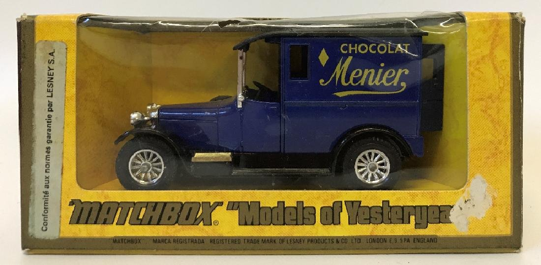 MATCHBOX LESNEY Models of Yesteryear 1927 Talbot Van
