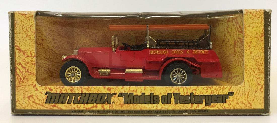 Vintage MATCHBOX LESNEY Models of Yesteryear 1920 Rolls