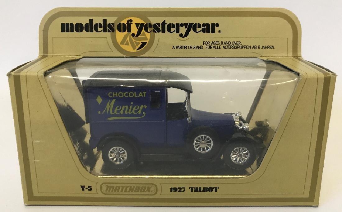 Vintage MATCHBOX LESNEY Model of Yesteryear 1927 Talbot