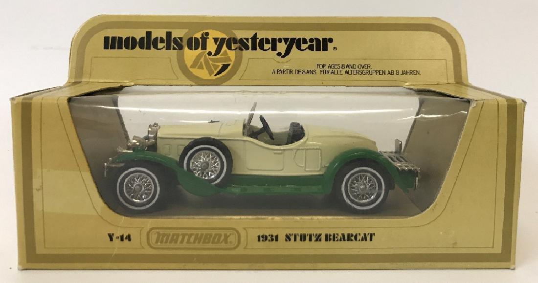 Vintage MATCHBOX LESNEY Models of Yesteryear 1931 Y14