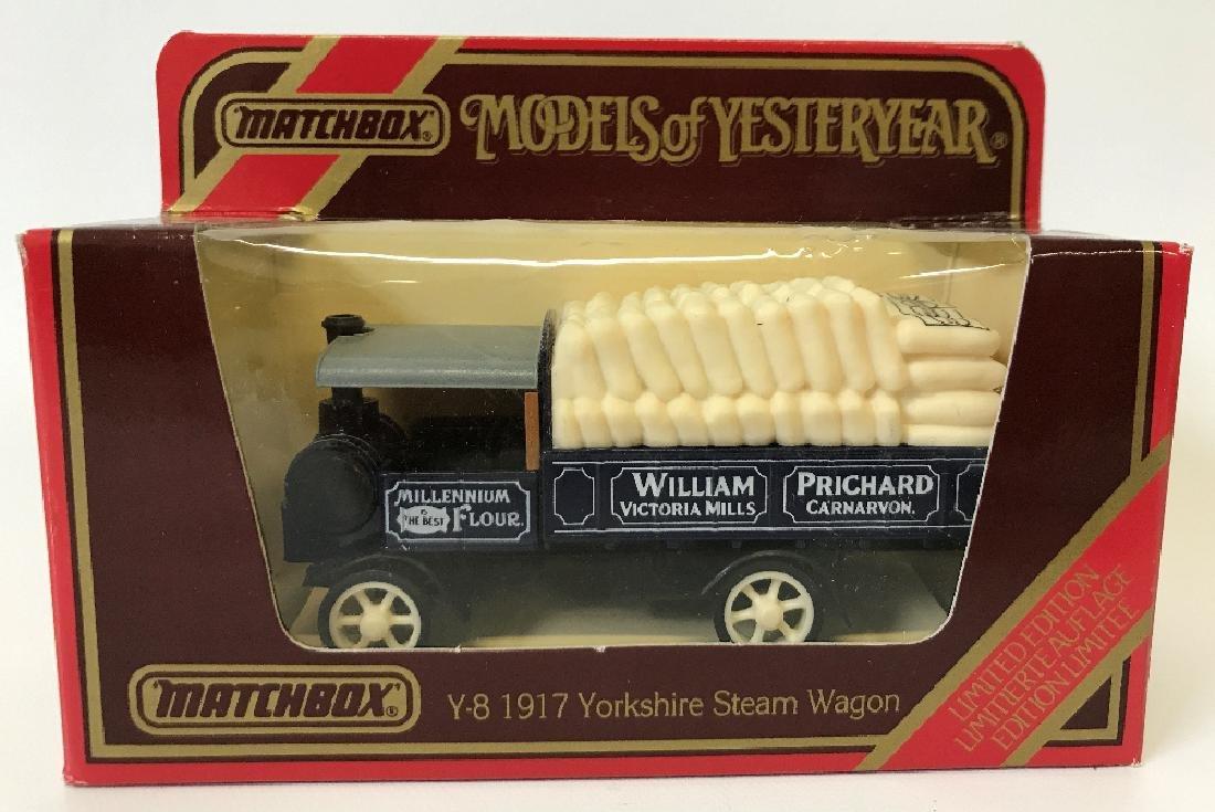 Vintage MATCHBOX LESNEY Models of Yesteryear Y8 1917
