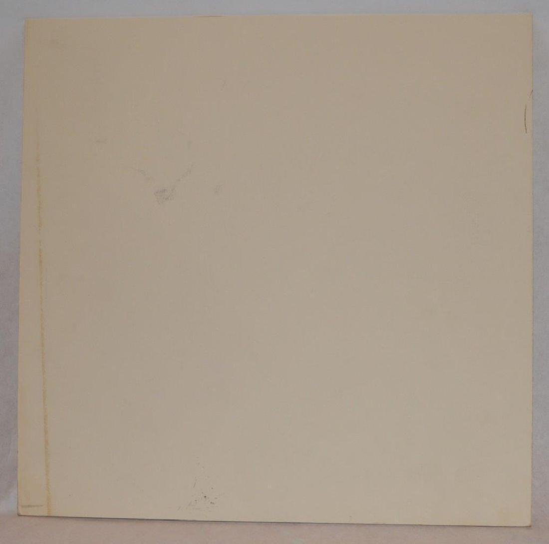 Mid Century Modern Architectural Drawing Artist Board - 3