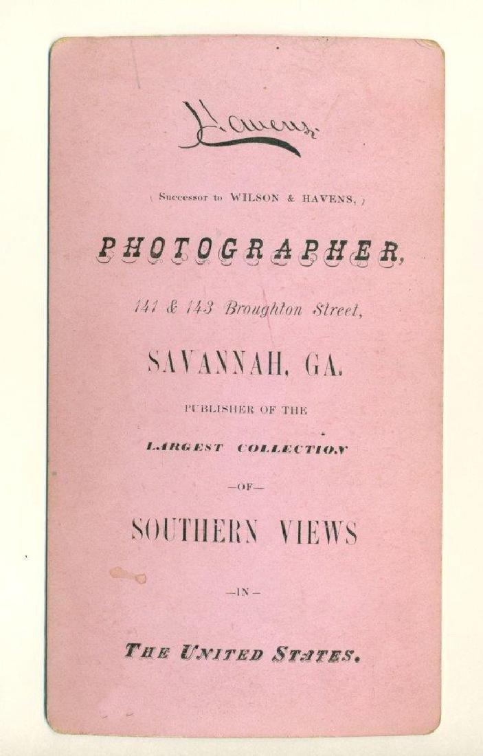 1880 Savannah Georgia Ga Forsyth Park Fountain - 3