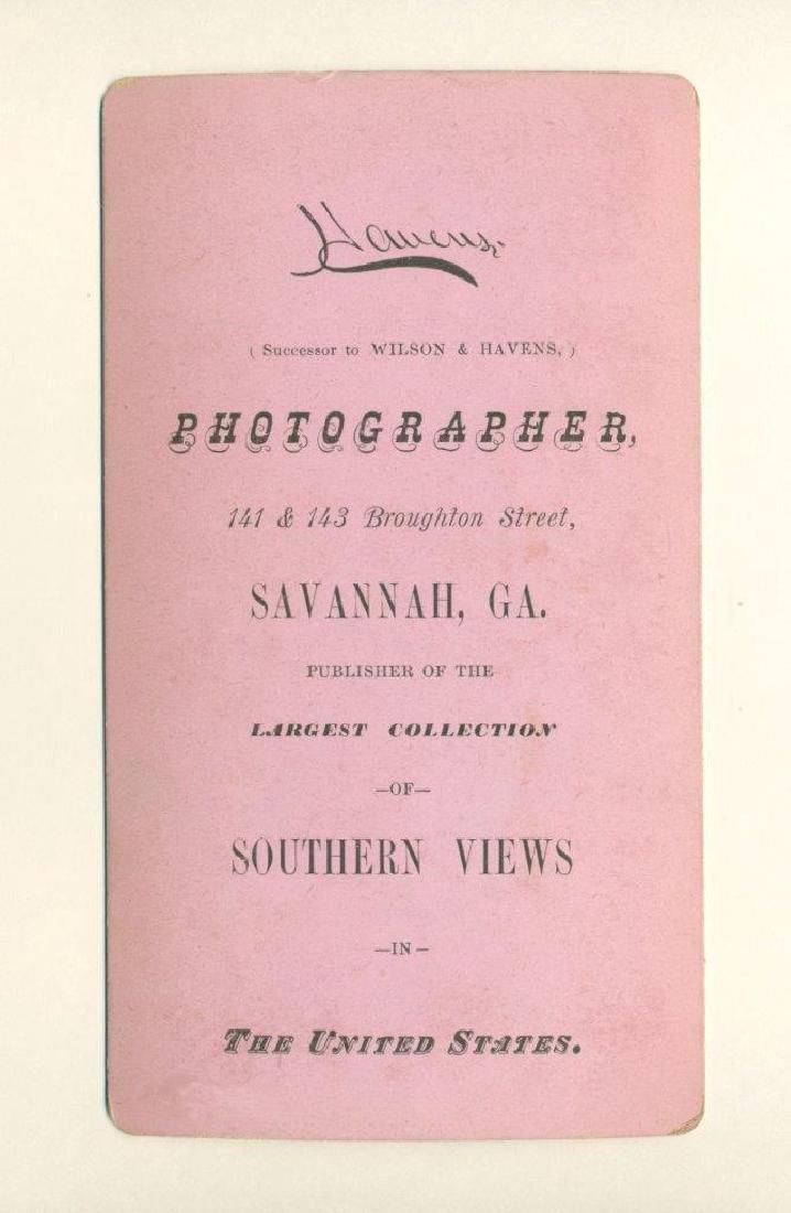 1880 Savannah Georgia Occupational Picking Oranges - 3