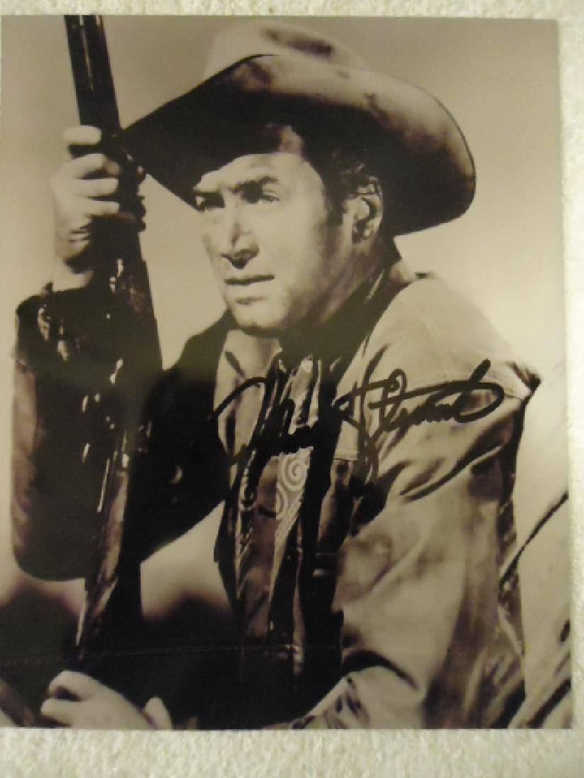 Jimmy Stwert Autograph Photograph