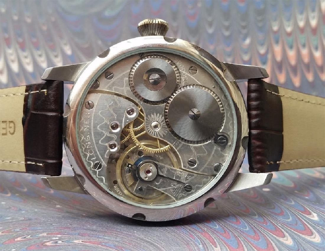 Vintage Longines Customized Kamasutra Dial Watch - 5