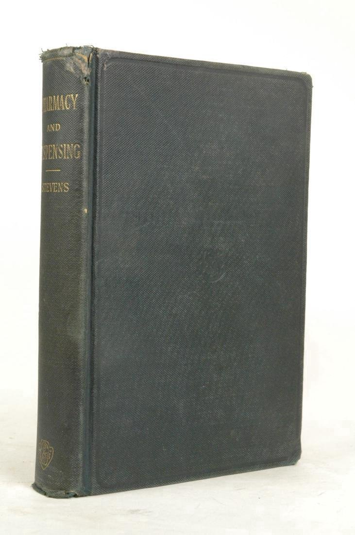 A Manual of Pharmacy and Dispensing