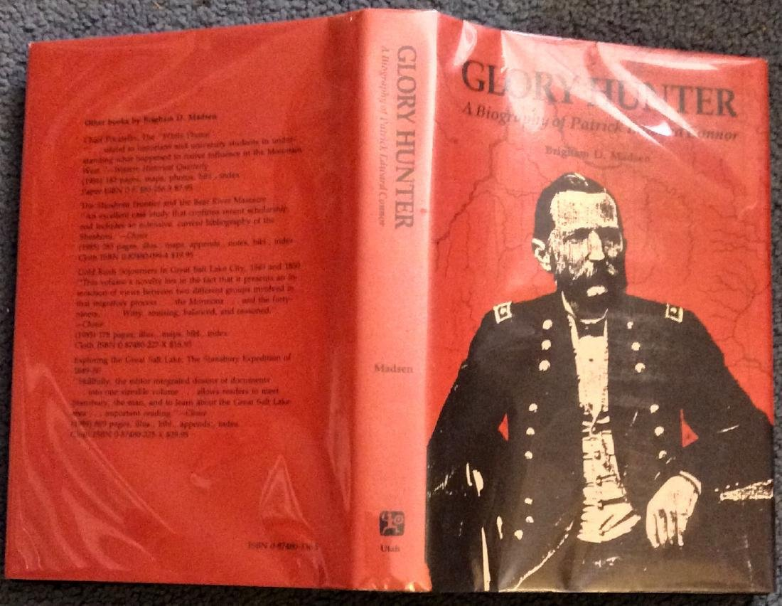 Collectible Hardcover Civil War Military History Bio