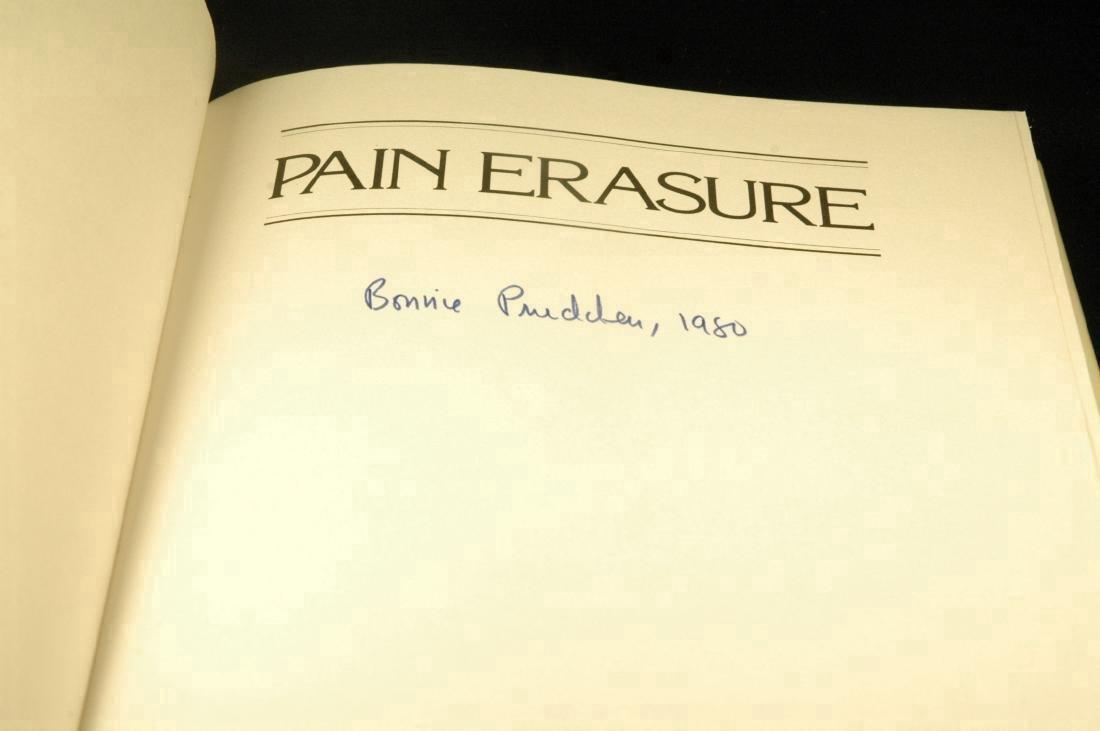 Pain Erasure: the Bonnie Prudden Way First Printing