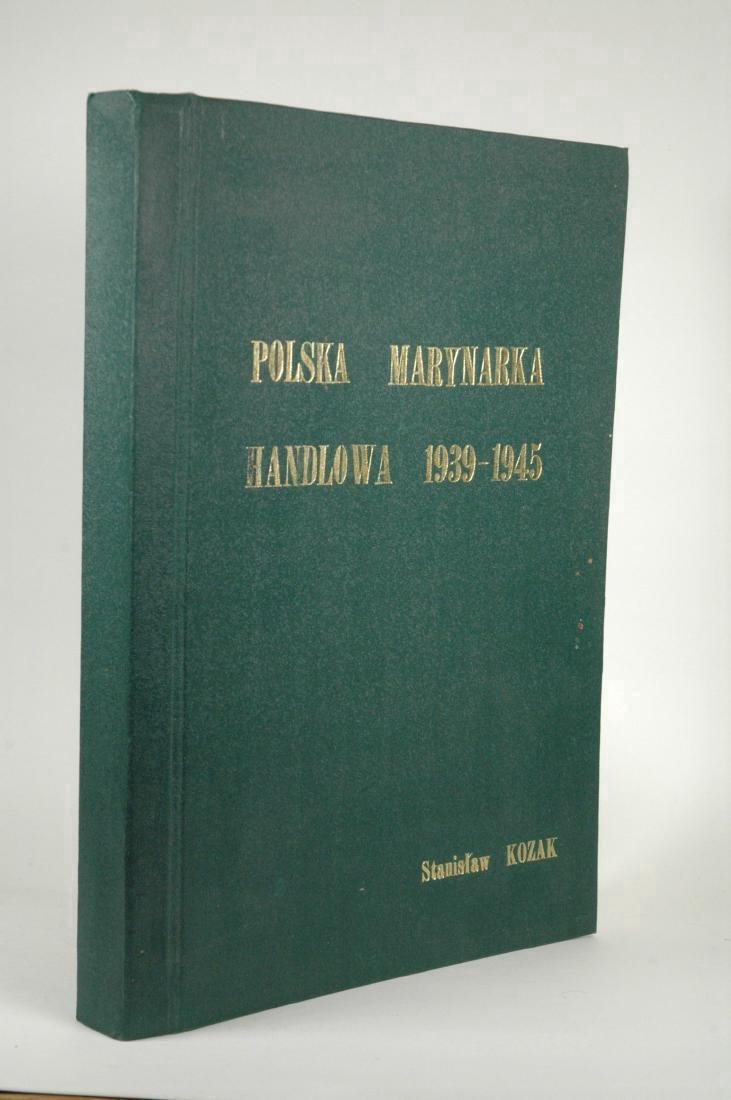 Polska Marynarka Handlowa 1939-1945. Biografie Oficerow
