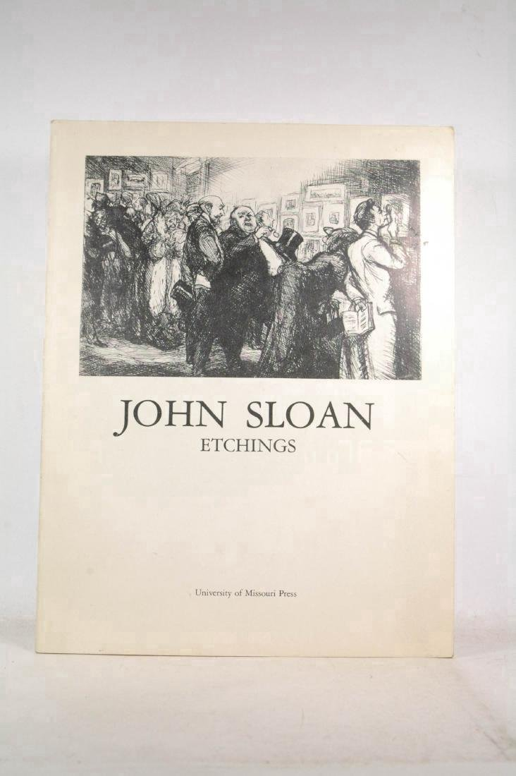 A Selection of Etchings by John Sloan