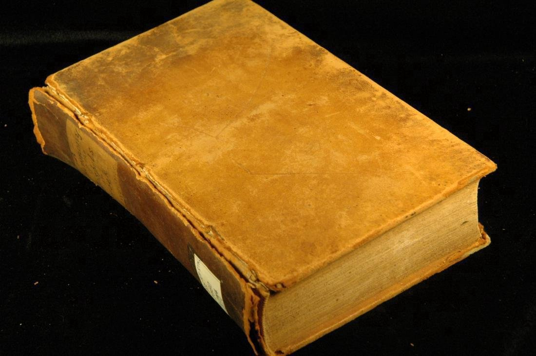 Harmony Greek of the Gospels With Notes William Newcome