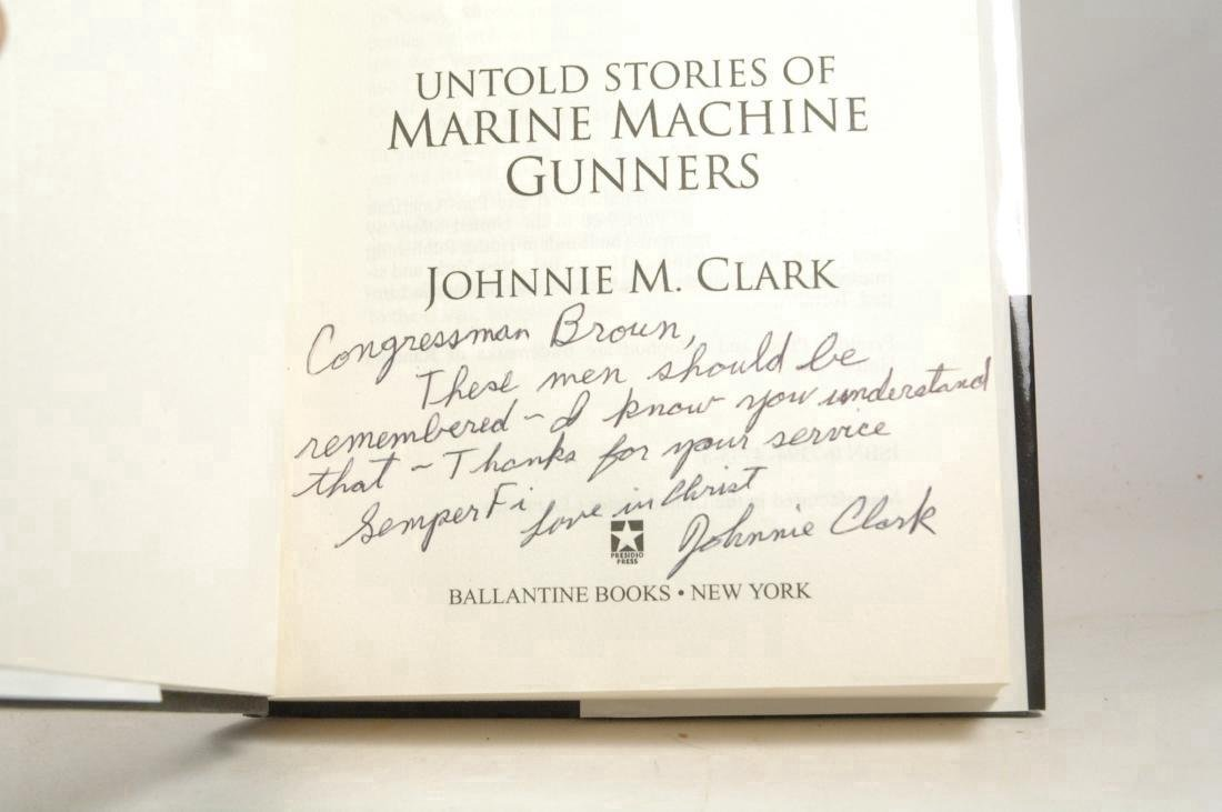 Gunner's Glory Untold Stories Marine Machine 2004