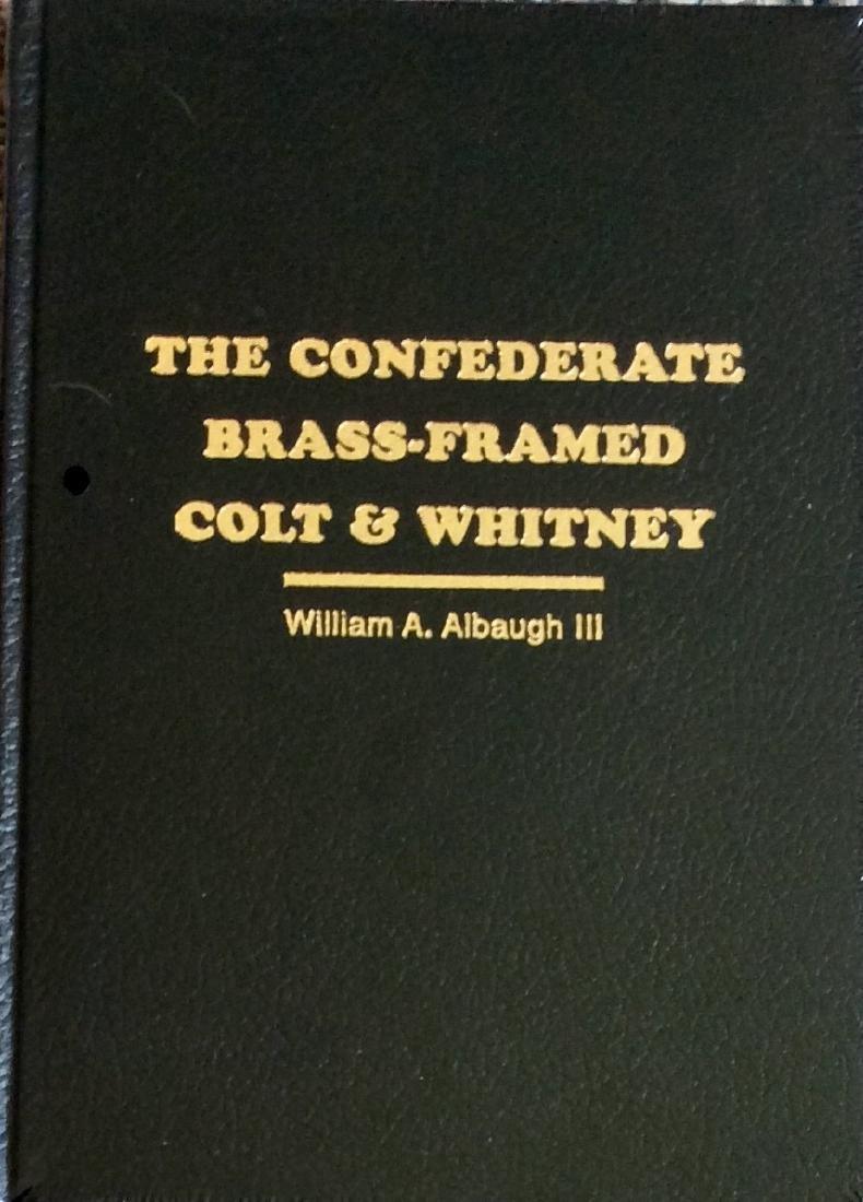 Confederate Brass-framed Colt Civil War Gun Reference