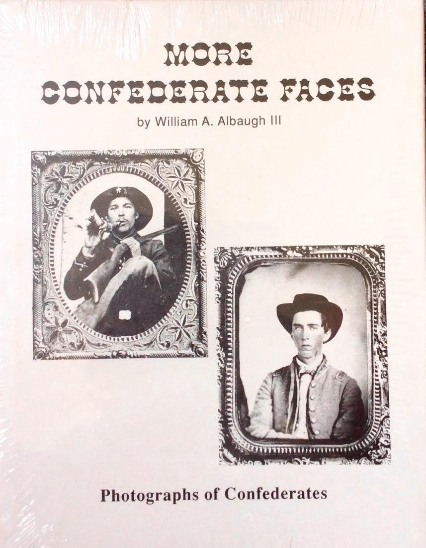Confederate Reference: More Confederate Faces