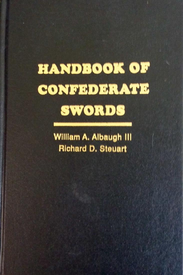 Civil War Refertence Handbook of Confederate Swords