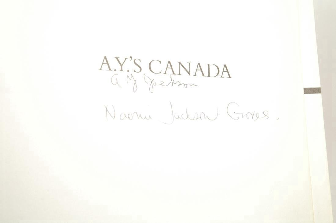 A. Y.'s Canada Drawings by A. Y. Jackson
