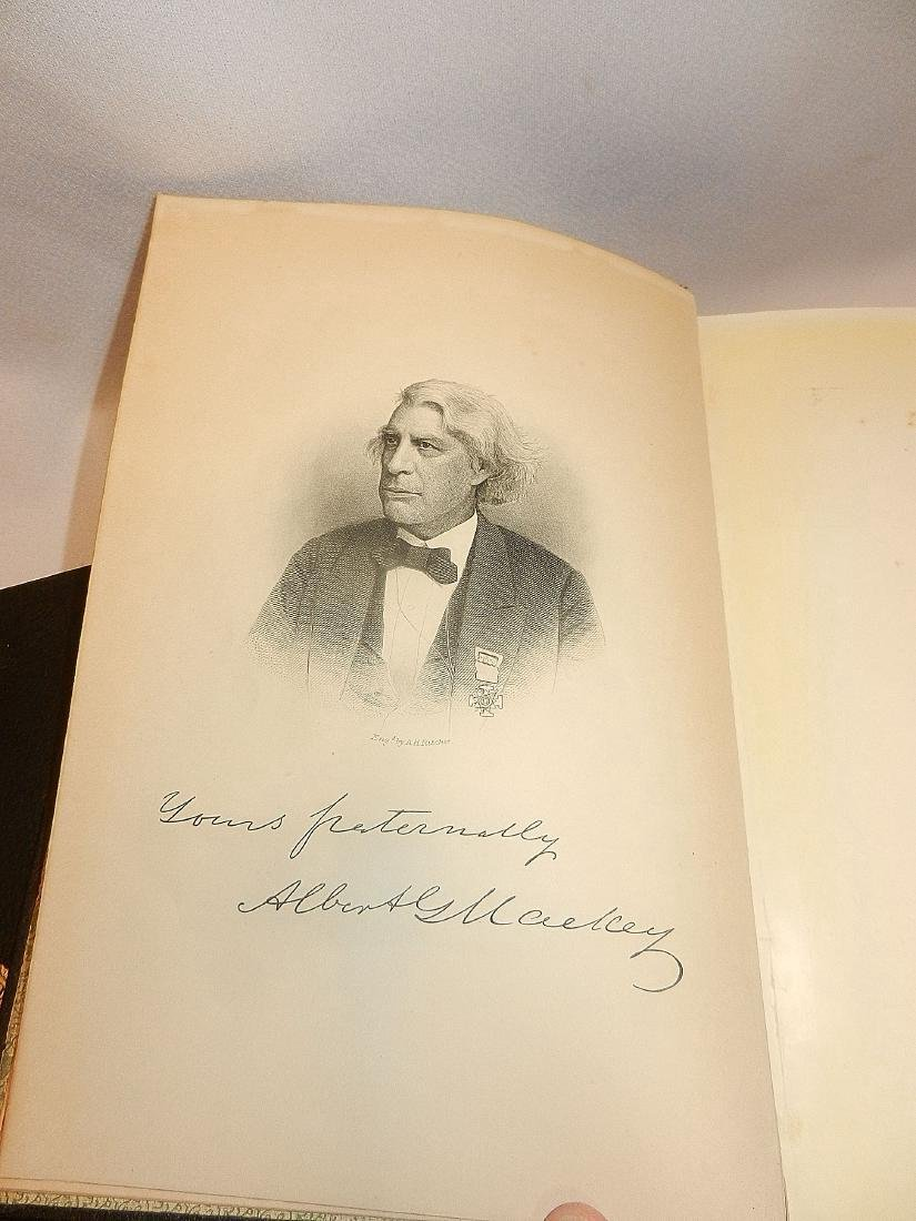 Antique Encyclopedia of Freemasonry Volumes 1 & 2 1918 - 9