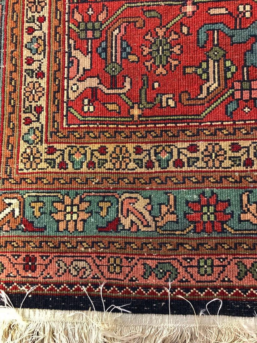 "Persian Meighoon Sarouk Rug 11'8""x17'9"" - 10"