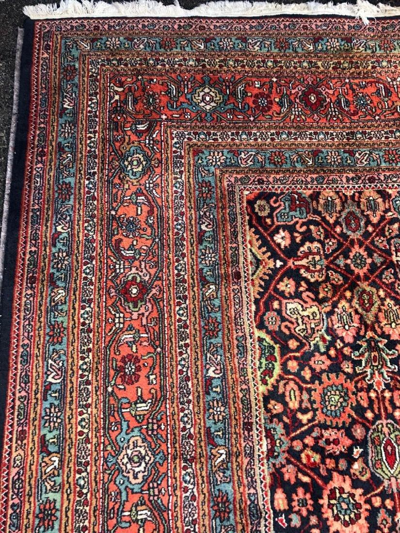 "Persian Meighoon Sarouk Rug 11'8""x17'9"" - 7"