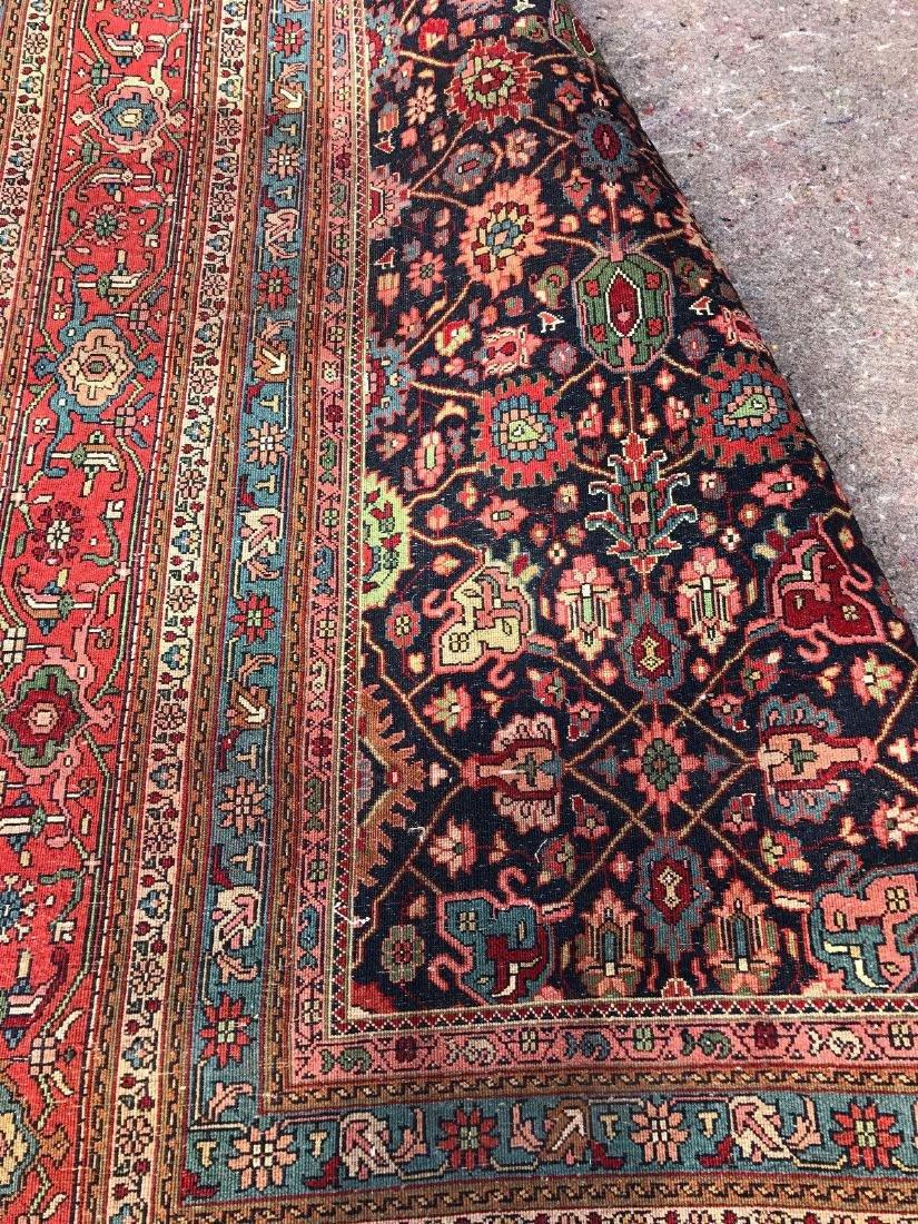 "Persian Meighoon Sarouk Rug 11'8""x17'9"" - 9"