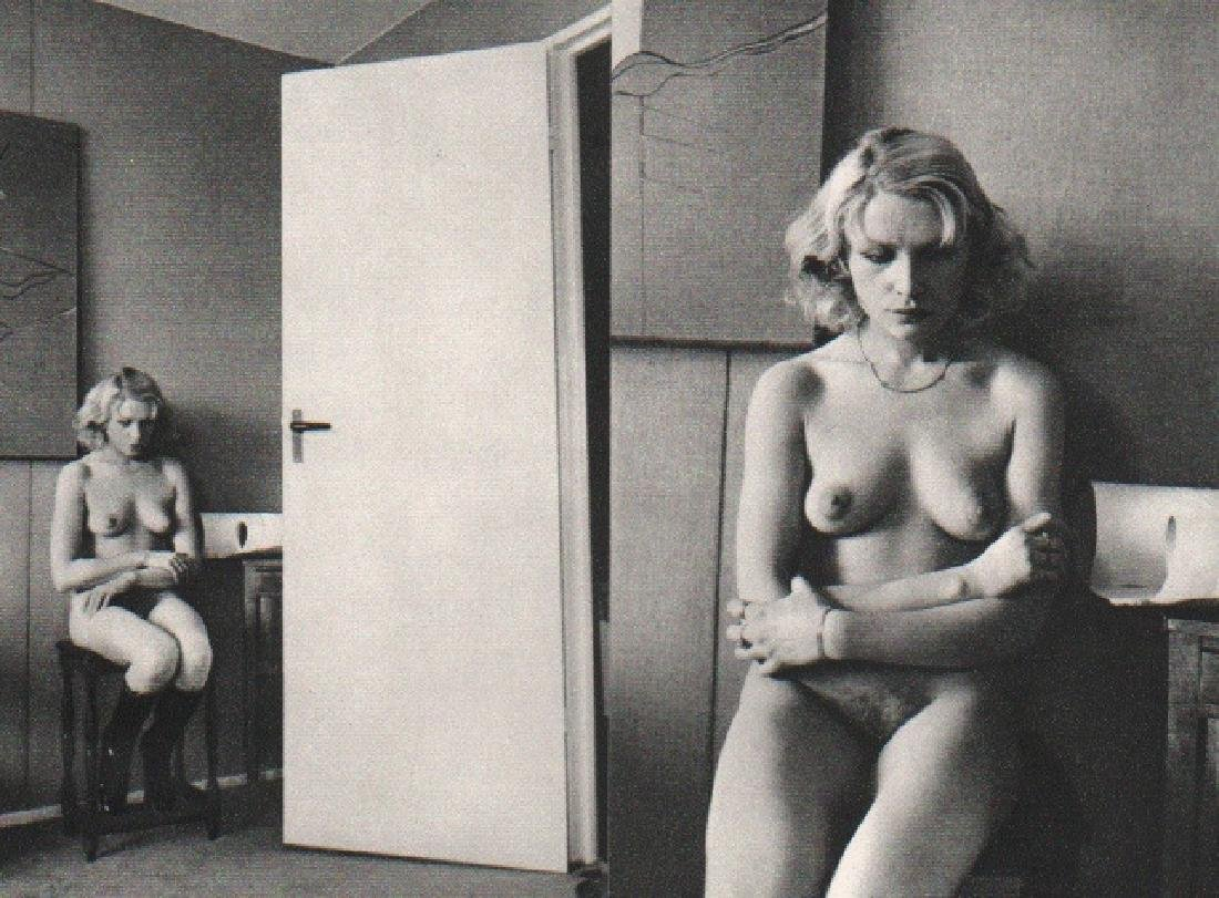 MARC ATTALI - One Nude Twice